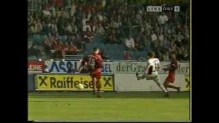 GAK – Sturm 1:2 (Meisterschaftsvorentscheidung 1999)