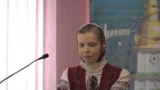 «Якою мовою молилася давня Україна» — Г. Куземська