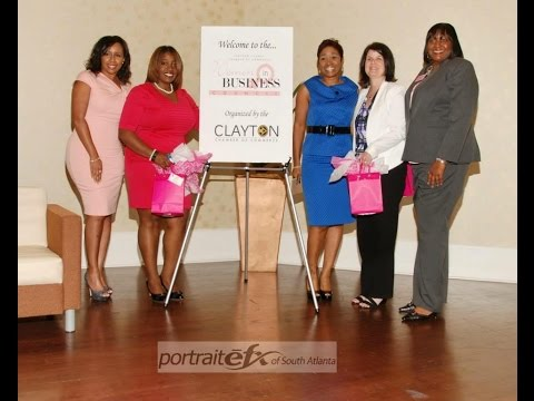 Women in Business Spotlight Luncheon Hosted by GlenNeta Griffin