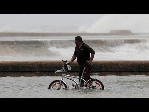 Η Κούβα μετά τον τυφώνα Ίρμα