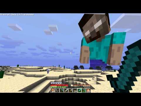 Minecraft: The Swamp Monster