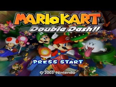 mario kart double dash gamecube ebay