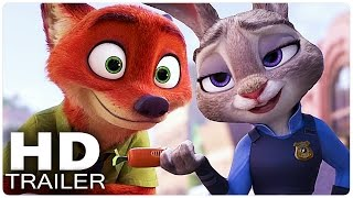 Nonton ZOOTOPIA All Trailer | Disney Movie 2016 Film Subtitle Indonesia Streaming Movie Download