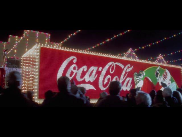 spot anuncio navidad Coca-Cola