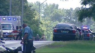 Desperate Manhunt Underway for Kansas City Gunman