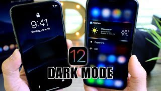 How to Get DARK MODE in iOS 12 (Better Smart invert)
