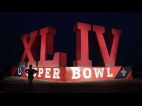 SuperBowl44 2010 Saints Colts Commercials Ads Funny Beer Godaddy