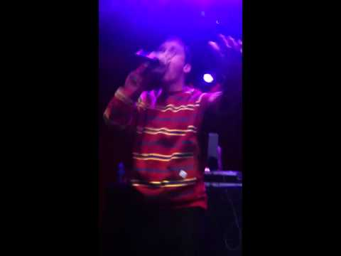 Logic – Used To Hate It/FREESTYLE! (LIVE @ SLO BREW) 7/13/12
