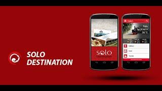 Solo Destination YouTube video