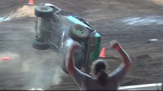 Tuff Truck street class 7p.m.Sat.-all @ Clark County Fair 2014
