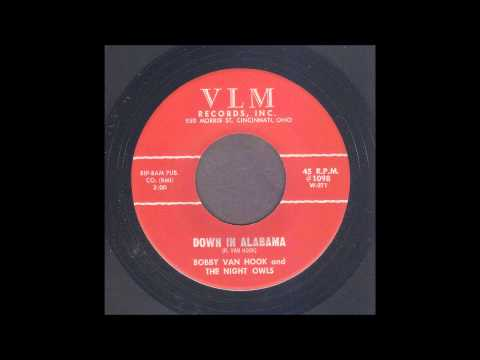 Bobby Van Hook – Down In Alabama – Blues 45
