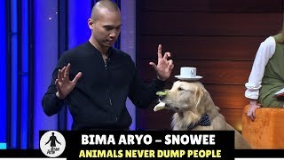 Video HITAM PUTIH | ANIMALS NEVER DUMP PEOPLE (03/01/18) 1-4 MP3, 3GP, MP4, WEBM, AVI, FLV Maret 2018