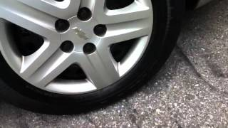 2008 Chevrolet Impala LS Start Up, Review