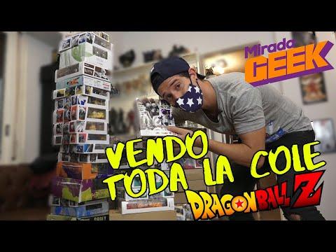 CHICOS ! VENDO TODA MI COLECCION DE DRAGON BALL SH FIGUARTS !!! видео