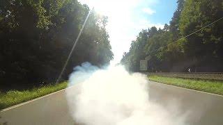 10. BMW K1600 GT - Smoker