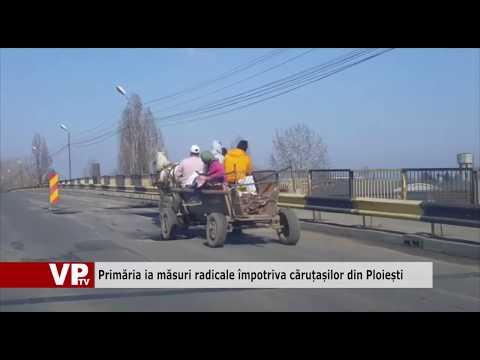 Primăria ia măsuri radicale împotriva căruțașilor din Ploiești