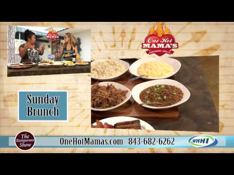 RESTAURANT SHOW | One Hot Mama's: Sunday Brunch | 12-12-2013 | Only on WHHI-TV