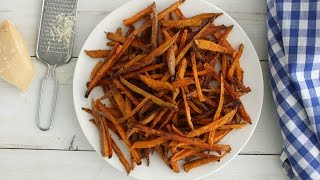 Sweet Potato Parmesan Fries - Everyday Food with Sarah Carey by Everyday Food