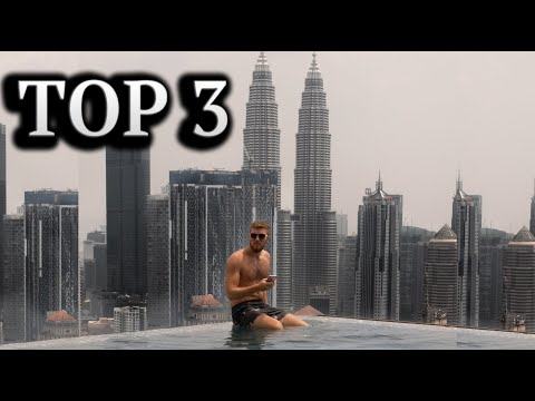 NEW* TOP 3 THINGS YOU CAN DO IN KUALA LUMPUR