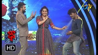 Video Sudheer | Rashmi | Funny Joke | Dhee 10 | 28th March 2018| ETV Telugu MP3, 3GP, MP4, WEBM, AVI, FLV Juli 2018