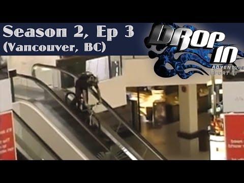 Drop In Season 2 Ep. 3 Vancouver (Danger Dan Cowen, Nigel Quarless & Keith Howitt Guests)