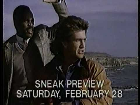 Lethal Weapon TV Trailer 1987