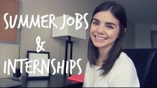 In this video I talk about summer jobs and internships, and I share my personal experience with you all!Instagram: @lovelynneaMusic: Adventures by A Himitsu https://soundcloud.com/a-himitsuCreative Commons — Attribution 3.0 Unported— CC BY 3.0 http://creativecommons.org/licenses/b...Music release by Argofox https://youtu.be/8BXNwnxaVQEMusic provided by Audio Library https://youtu.be/MkNeIUgNPQ8*All views expressed are my own. My suggestions and advice may not work for everyone. It's just my personal experience/opinions.