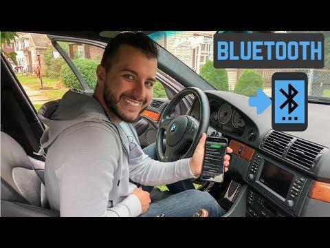 GROM AUDIO Bluetooth Install: 2003 BMW E39 M5