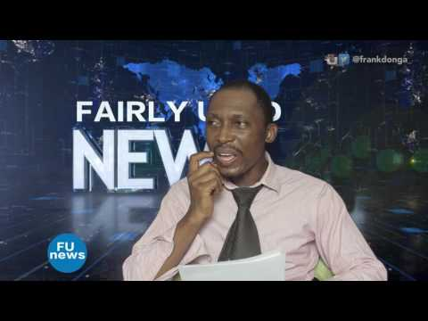 Fairly Used News Part 1- Frank Donga