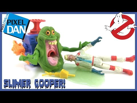 Video Ghostbusters Slimer Green Gooper Ghost Kenner Slime Figure Video Review download in MP3, 3GP, MP4, WEBM, AVI, FLV January 2017