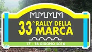 33° Rally Marca - 17 e 18 Giugno 2016
