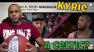 Reacting to Kyrie Irving Traded to the Celtics for Isaiah Thomas, Crowder and More This is all done in fun, so feel free to laugh.