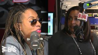 MC Lyte talks about Aaliyah biopic + new album & single with Common