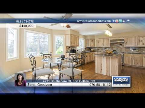 4271 Southshore Ct  Fort Collins, CO Homes for Sale | coloradohomes.com