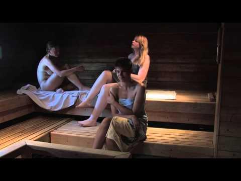 Частное видео в русские в бане прощения