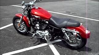 5. 2014 XL1200C Sportster® 1200 Custom 404100