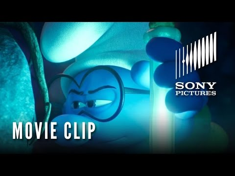 Smurfs: The Lost Village (Clip 'Caves')