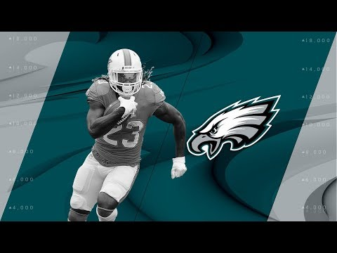 New Eagles RB Jay Ajayi's 2017 Highlights (Through Week 8) | 🚨 Trade Alert 🚨 | NFL (видео)