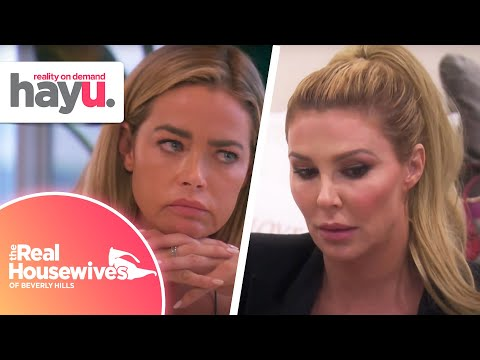 Brandi Reveals The TRUTH About Her Affair With Denise | Season 10 | Real Housewives Of Beverly Hills