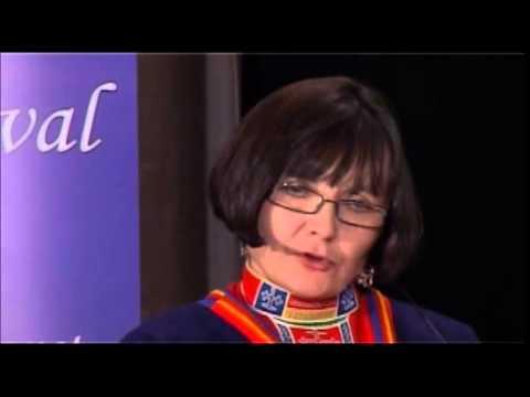 Aina Negga Sametingets roll att stärka de samiska språken