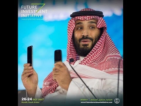 """حوار نيوم مع ولي العهد الأمير محمد بن سلمان """" الحوار كامل """""""