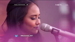 Gita Gutawa - Hingga Akhir Waktu feat Erwin Gitawa (Live at Music Everywhere) **