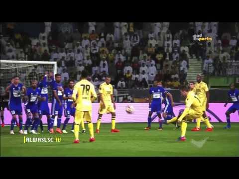 Al Nasr (1) x Al Wasl (2) AG League 27-01-2017~ Goals