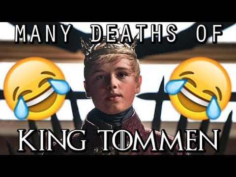 Many Deaths of King Tommen
