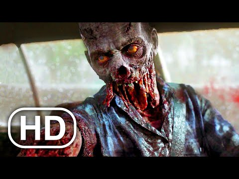 THE WALKING DEAD Cinematic Full Movie 4K ULTRA HD Zombies All Cinematics Trailers