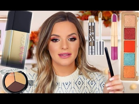 WHATS NEW IN MAKEUP! WHAT I KEPT AND WHAT IM RETURNING! | Casey Holmes