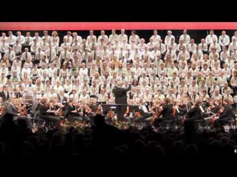 March - 476 singers and 60 musicians of Lunds Stadsorkester conducted by Roger Andersson On October 17th 2012 the next Lund Choral Festival will start: http://www.lu...