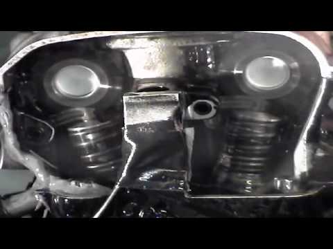 Cam - This video shows an operational cutaway of a BMW S1000RR — a 193HP superbike — bumping against its 14200RPM redline. A cam and valvetrain at 118 cycles per ...