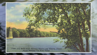 Geneva (IL) United States  city pictures gallery : The History of the Fox River in Geneva, Illinois
