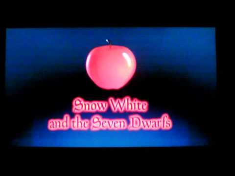 Snow White And The Seven Dwarfs (2001) DVD & Video Trailer, Reversed
